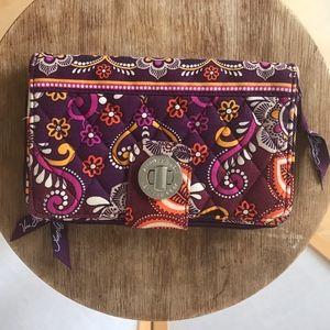SALE 2/$25…4/$40 NWOT Vera Bradley Wallet
